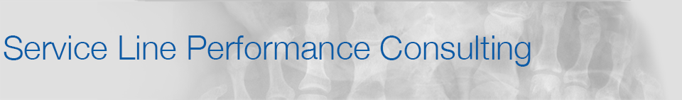 Service Line Performance Consulting